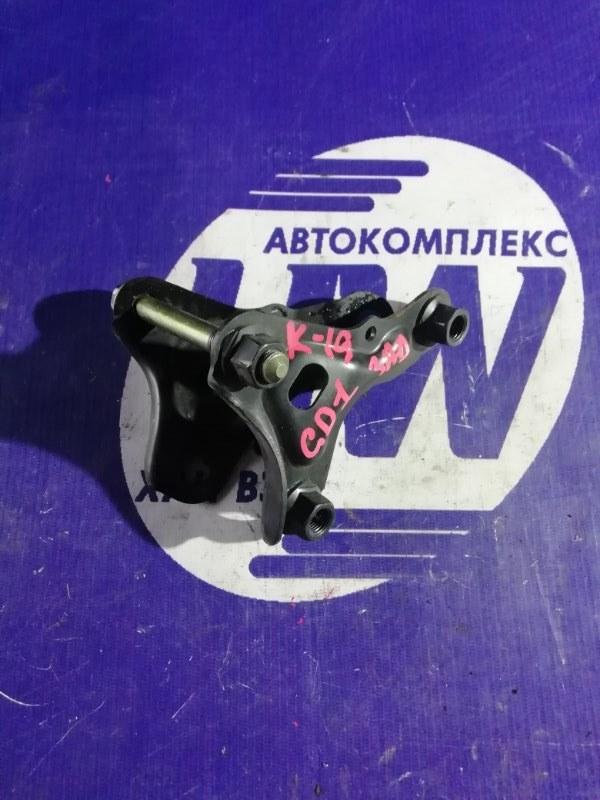 Крепление подушки двс Honda Fit GD1 L13A 2001 заднее (б/у)