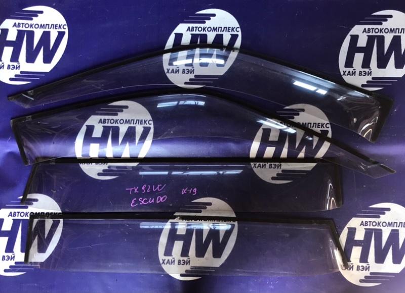 Ветровик Suzuki Grand Escudo TX92W H27A 2001 (б/у)