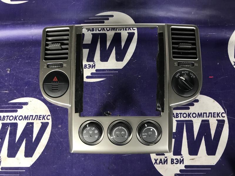 Консоль магнитофона Nissan X-Trail NT30 QR20 2004 (б/у)