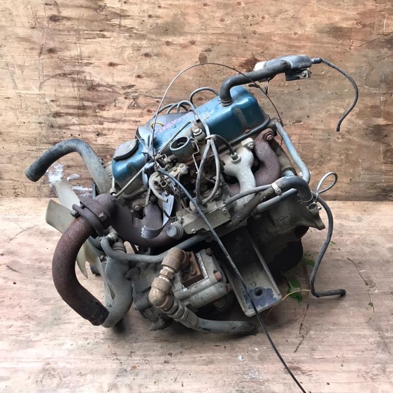 Двигатель Nissan Vanette C22 A15 (б/у)