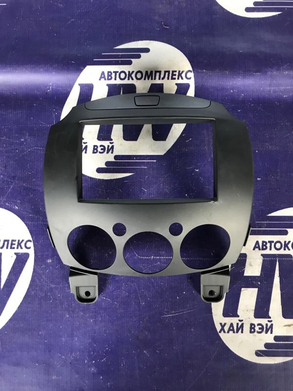 Консоль магнитофона Mazda Demio DE3FS ZJ (б/у)