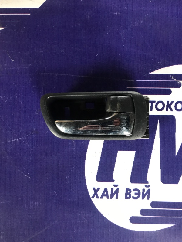Ручка двери внутренняя Toyota Premio ZZT240 1ZZ 2003 задняя правая (б/у)