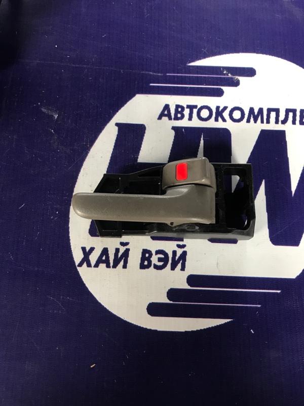 Ручка двери внутренняя Toyota Gaia SXM10 3S передняя правая (б/у)