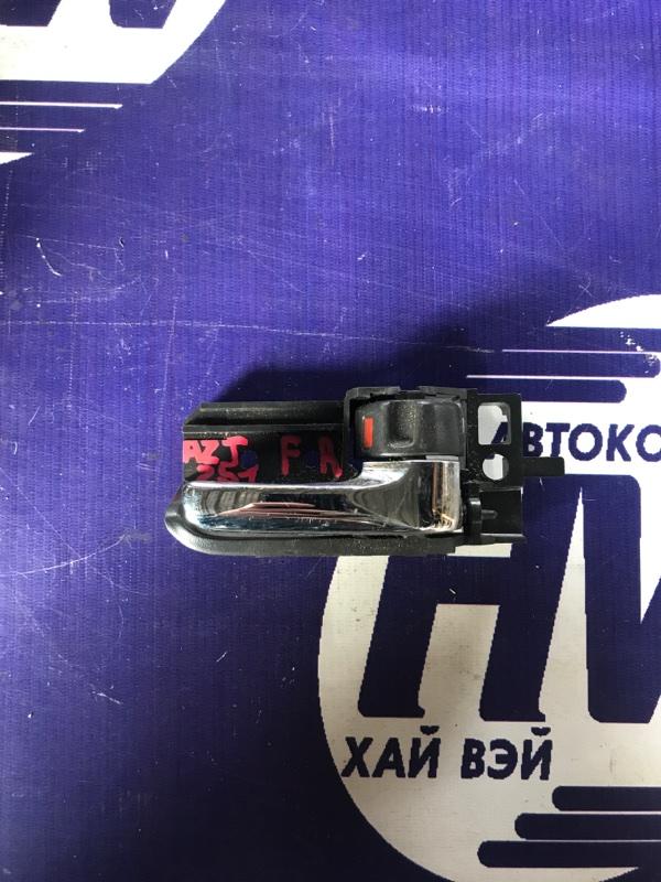 Ручка двери внутренняя Toyota Avensis AZT251 2AZFSE передняя правая (б/у)
