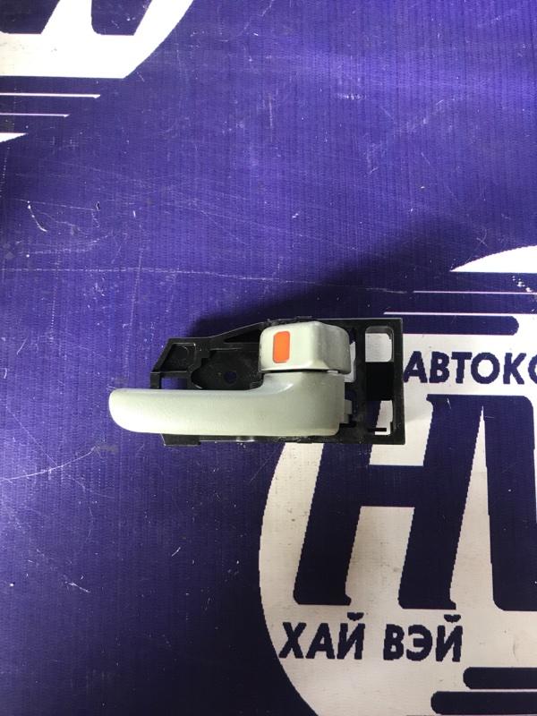 Ручка двери внутренняя Toyota Vista Ardeo SV50 3SFSE задняя правая (б/у)