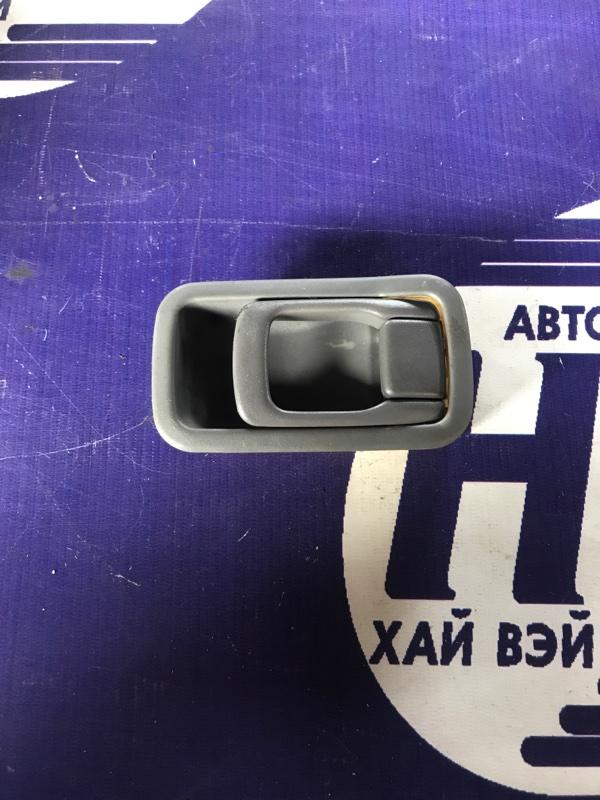 Ручка двери внутренняя Nissan Pulsar FN15 GA15DE задняя правая (б/у)