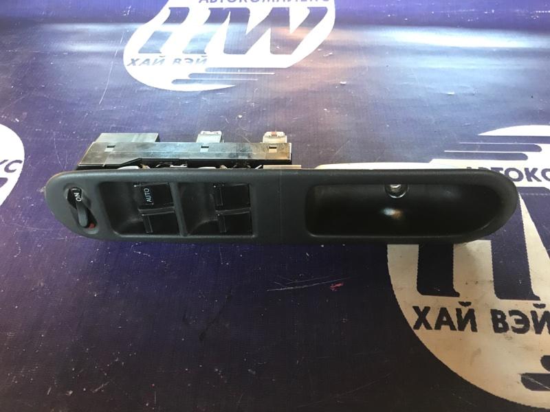 Блок упр. стеклоподъемниками Honda Hr-V GH4 D16A 1999 передний правый (б/у)