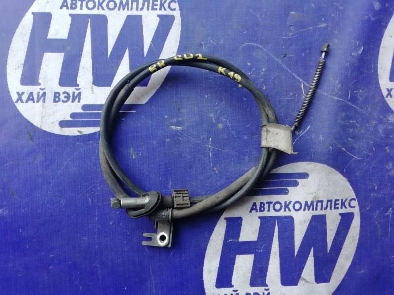 Трос ручника Honda Fit GD1 L13A 2001 задний правый (б/у)