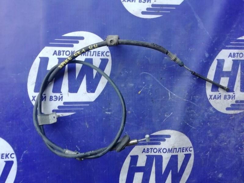 Трос ручника Honda Mobilio Spike GK1 L15A задний правый (б/у)