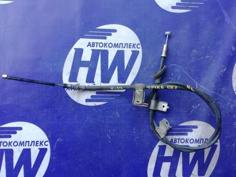 Трос ручника Honda Mobilio Spike GK1 L15A задний левый (б/у)