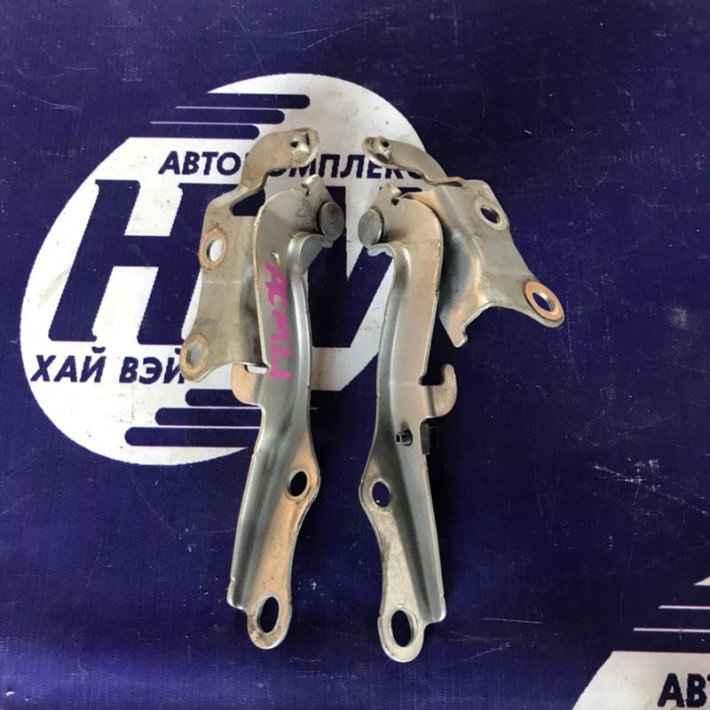 Петля капота Toyota Ipsum ACM21 2AZ 2001 (б/у)