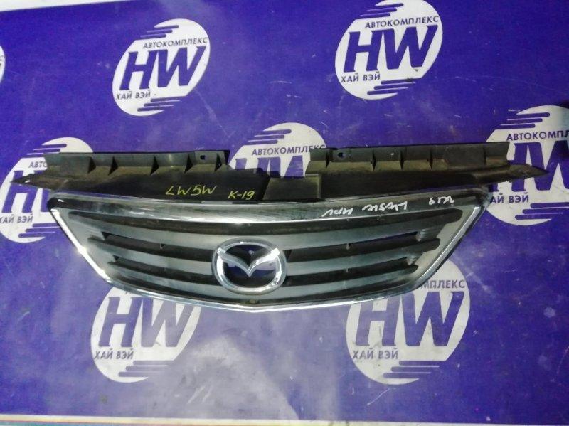 Решетка Mazda Mpv LW5W GY (б/у)