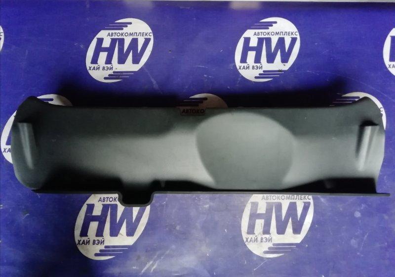 Накладка замка багажника Honda Odyssey RA6 F23A (б/у)