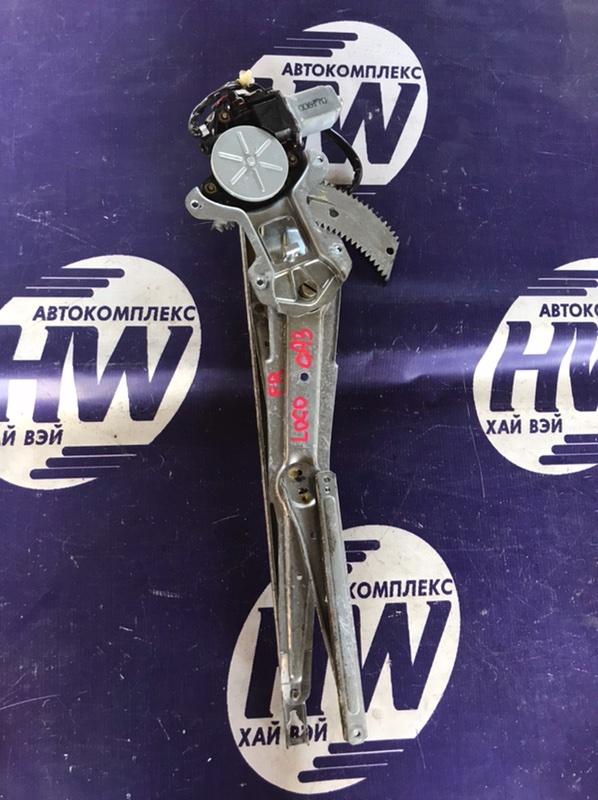 Стеклоподъемник Honda Logo GA3 D13B 2000 передний правый (б/у)