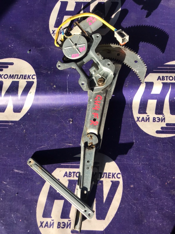 Стеклоподъемник Honda Hr-V GH4 D16A 1999 передний правый (б/у)