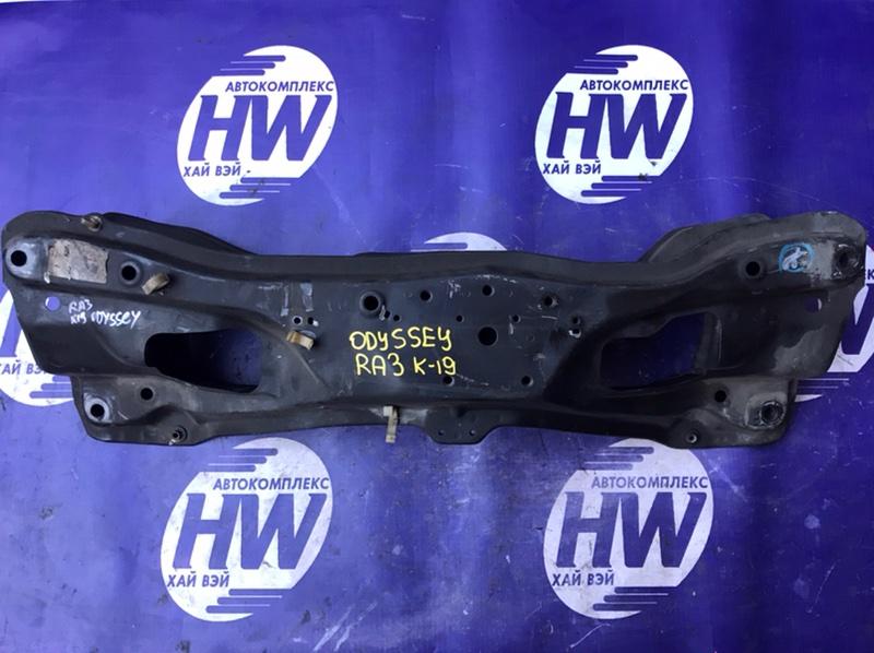 Балка под двс Honda Odyssey RA3 F23A (б/у)