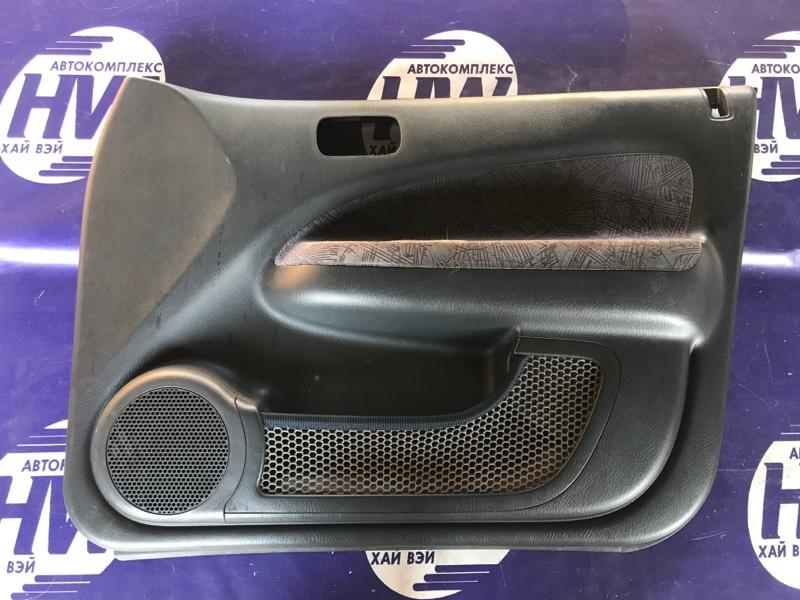 Обшивка двери Honda Hr-V GH4 D16A 1999 передняя правая (б/у)