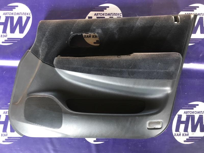 Обшивка двери Honda Odyssey RA6 F23A передняя правая (б/у)