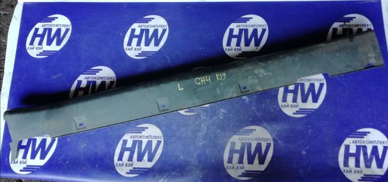 Порог Honda Hr-V GH4 D16A 1999 левый (б/у)