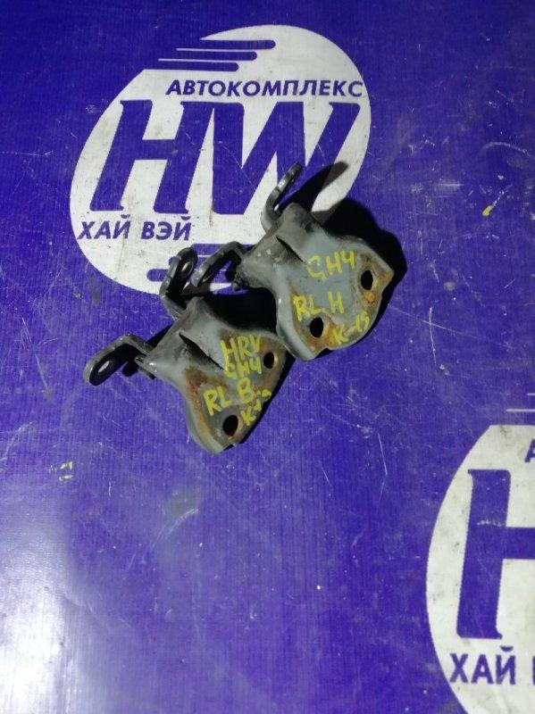 Петля дверная Honda Hr-V GH4 D16A 1999 задняя левая (б/у)