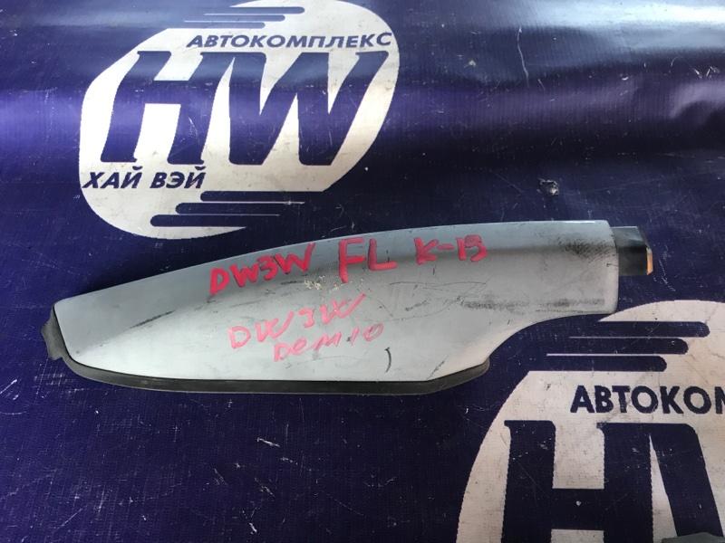 Крышка рейлинга Mazda Demio DW3W B3 1997 передняя левая (б/у)
