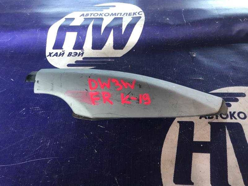 Крышка рейлинга Mazda Demio DW3W B3 1997 передняя правая (б/у)