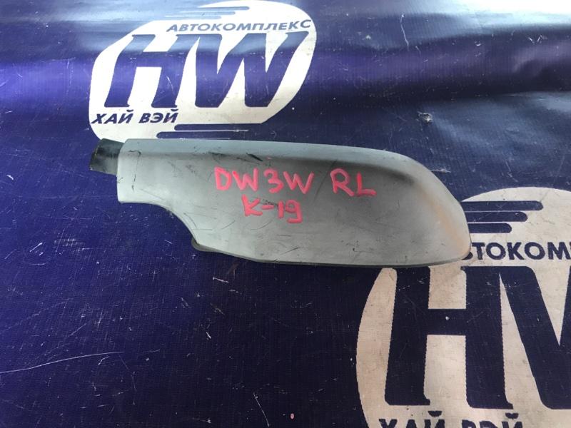 Крышка рейлинга Mazda Demio DW3W B3 1997 задняя левая (б/у)