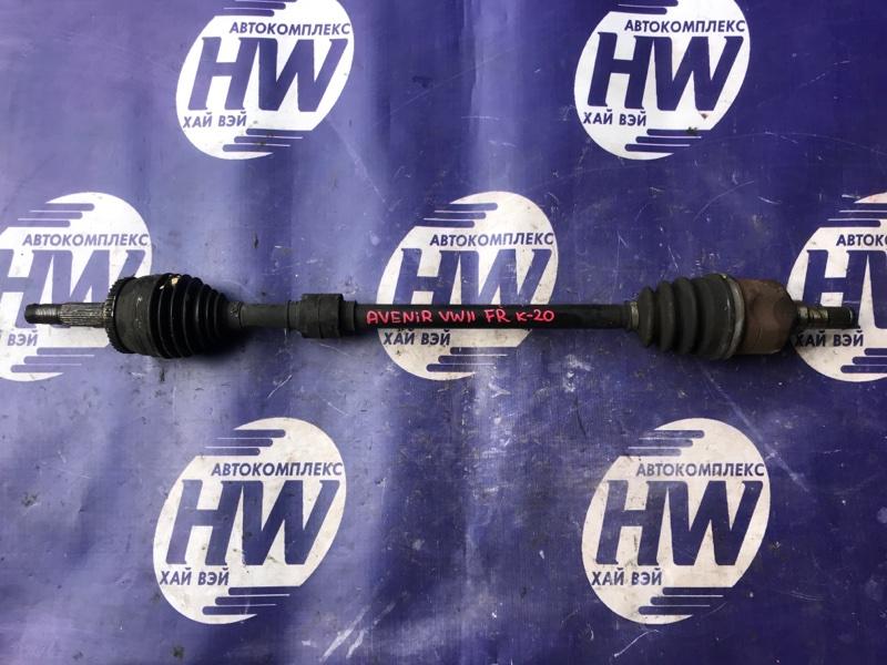 Привод Nissan Expert VW11 QG18 передний правый (б/у)