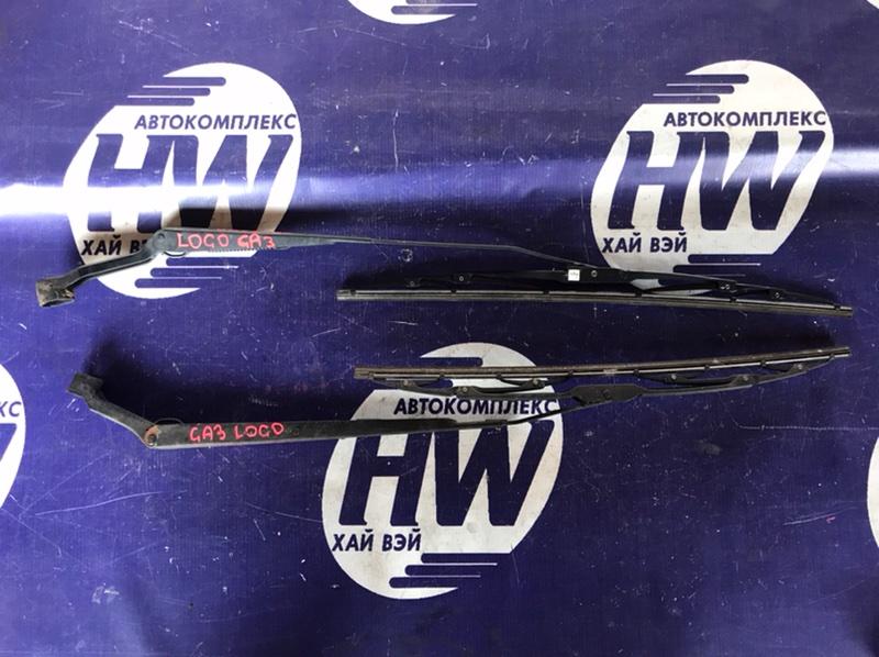 Держатель дворника Honda Logo GA3 D13B 2000 (б/у)