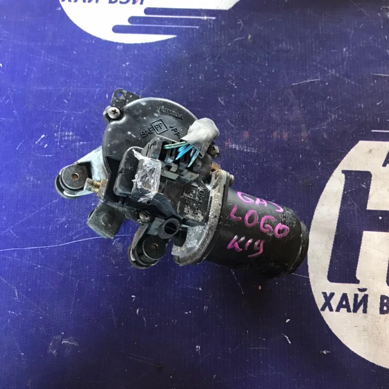 Мотор дворников Honda Logo GA3 D13B 2000 (б/у)