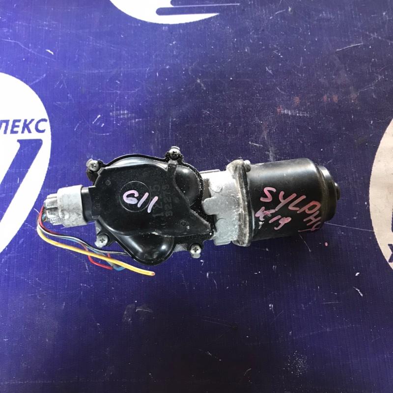 Мотор дворников Nissan Bluebird Sylphy G11 HR15 2008 (б/у)