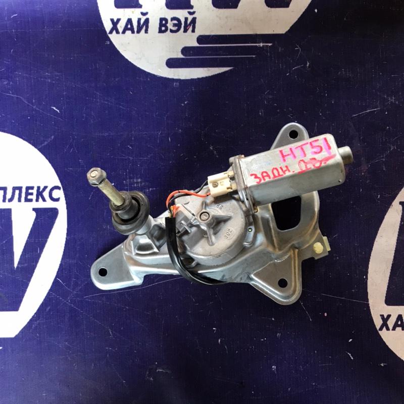 Моторчик заднего дворника Suzuki Swift HT51S M13A (б/у)