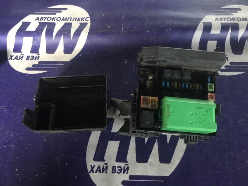 Блок предохранителей Mitsubishi Airtrek CU2W 4G63T 2003 (б/у)