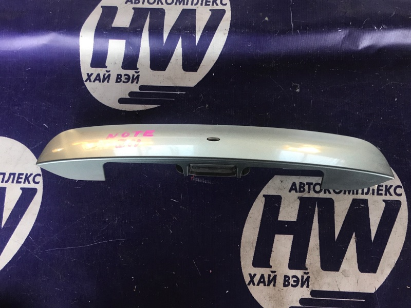 Ручка задней двери Nissan Note E11 HR15 (б/у)