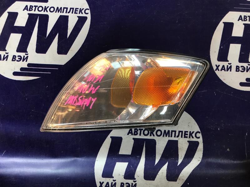 Габарит Mazda Mpv LW5W GY левый (б/у)