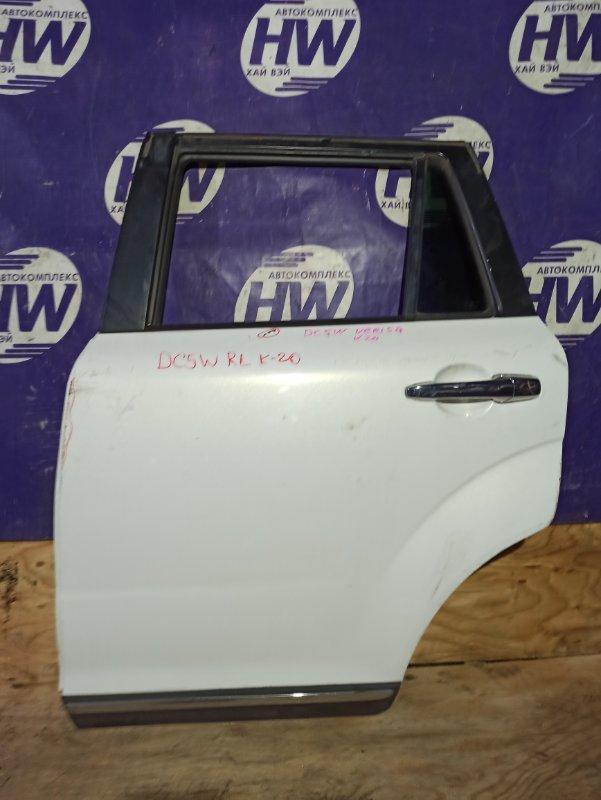 Дверь Mazda Verisa DC5W ZY задняя левая (б/у)