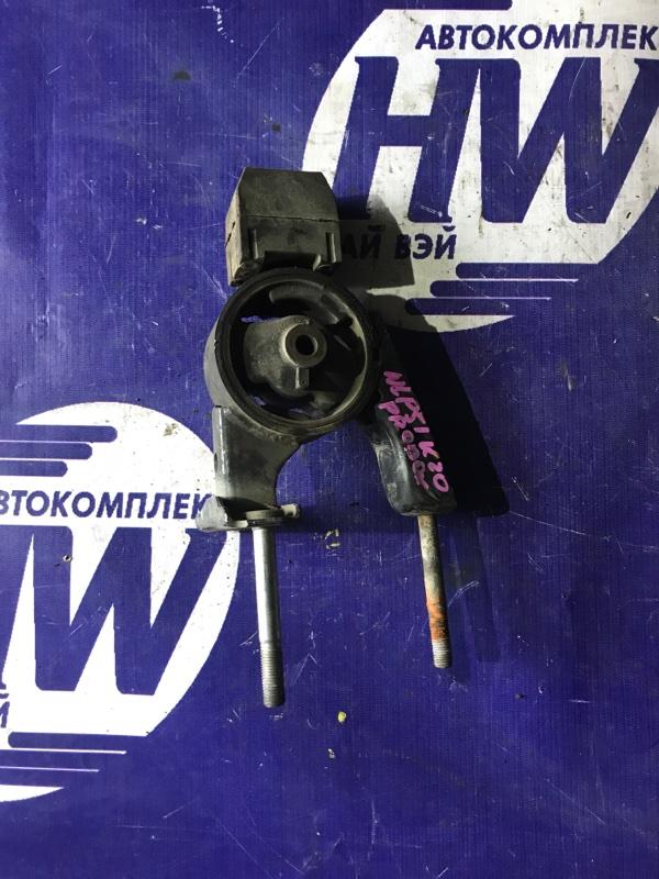 Подушка двс Toyota Probox NLP51 1ND задняя (б/у)