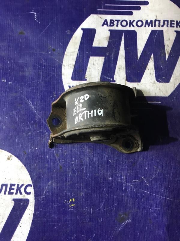 Подушка двс Honda Orthia EL2 B20B задняя (б/у)