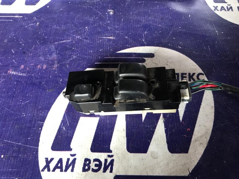 Блок упр. стеклоподъемниками Mitsubishi Pajero Mini H56A 4A30 передний правый (б/у)