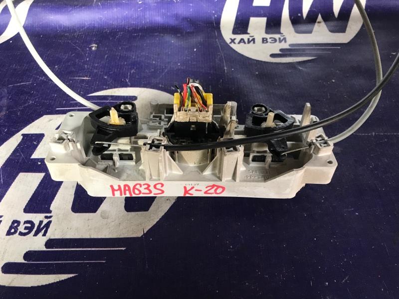 Климат-контроль Suzuki Wagon R Plus MA63S K10A (б/у)