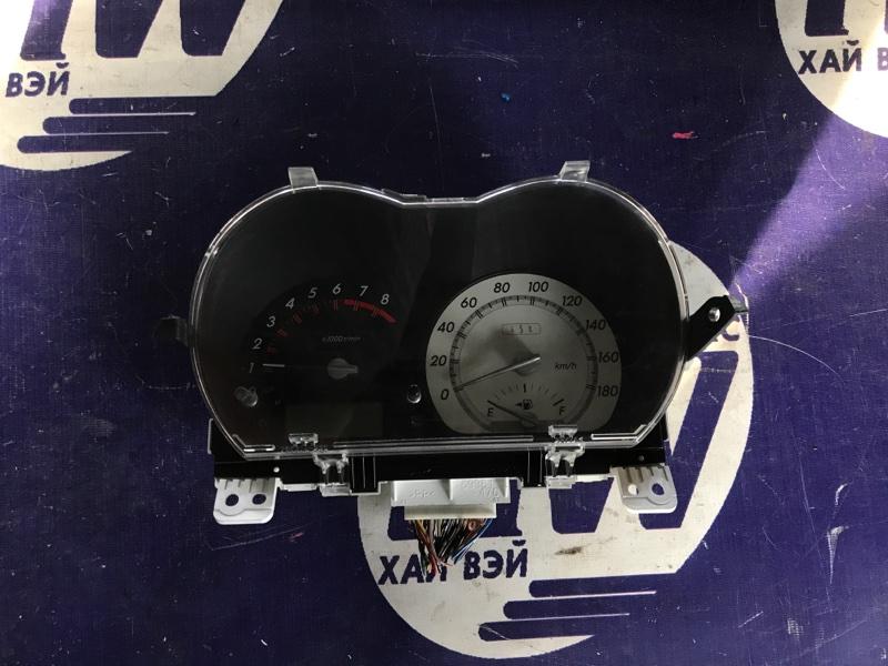 Панель приборов Toyota Ist NCP60 2NZ (б/у)