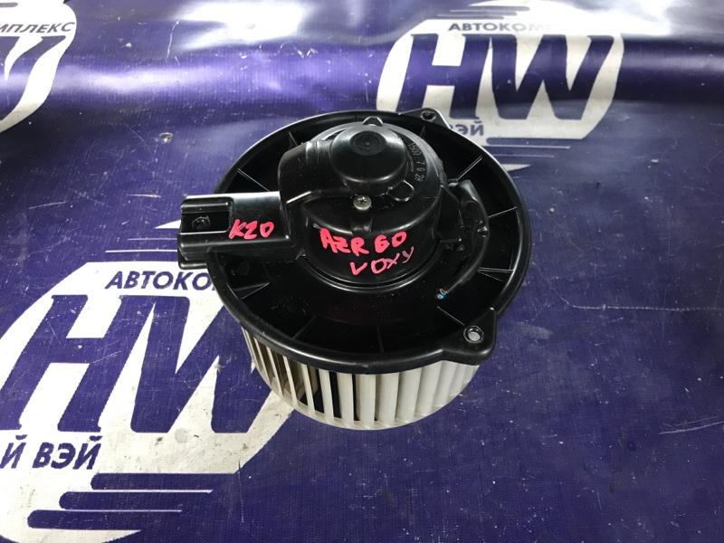 Мотор печки Toyota Voxy AZR60 1AZ (б/у)