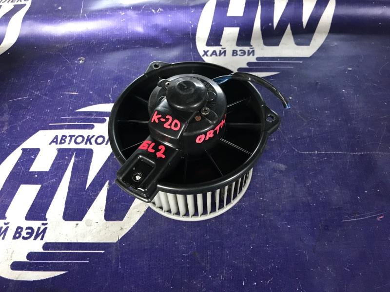Мотор печки Honda Orthia EL2 B20B (б/у)