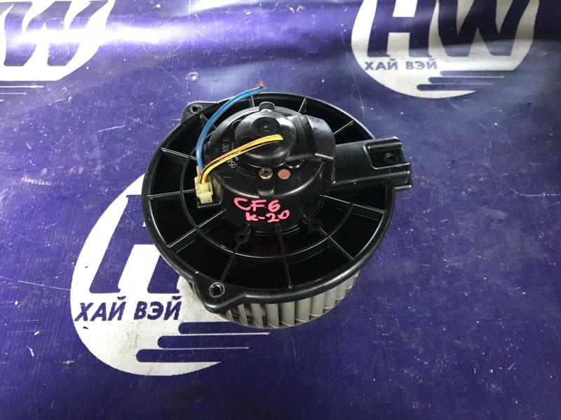Мотор печки Honda Accord CF6 F23A (б/у)