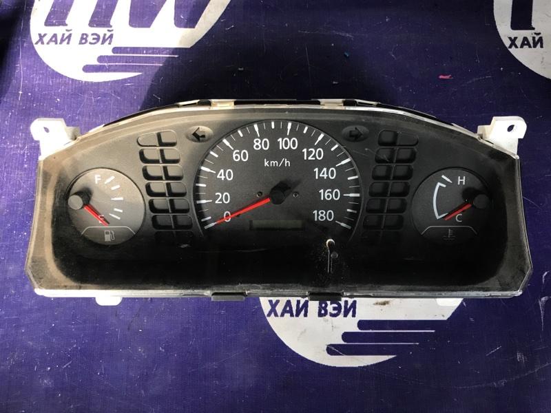 Панель приборов Nissan Expert VW11 QG18 (б/у)