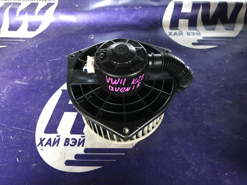 Мотор печки Nissan Expert VW11 QG18 (б/у)