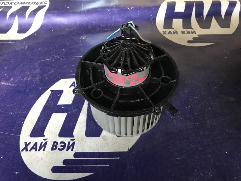 Мотор печки Daihatsu Terios Kid J111G EF (б/у)