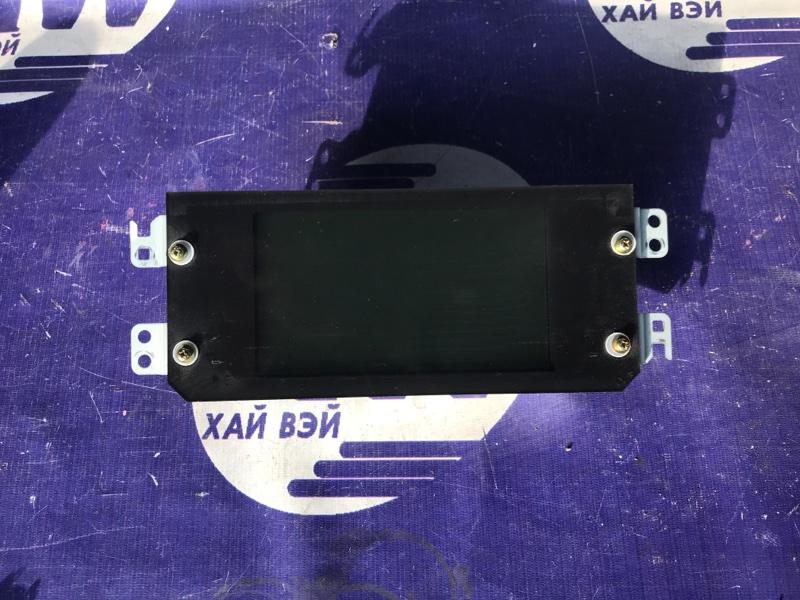 Монитор Nissan Teana J31 VQ23 (б/у)