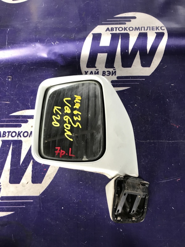 Зеркало Suzuki Wagon R Plus MA63S K10A левое (б/у)