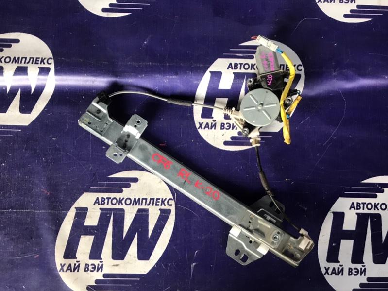 Стеклоподъемник Honda Accord CF6 F23A задний левый (б/у)
